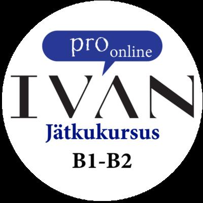 Vene keele kursus IVAN Online PRO