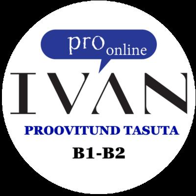 Vene keele kursus IVAN Online PRO õpetajaga
